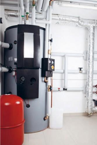 Wer auf moderne Heizungstechnik setzt, spart Energiekosten ein. Foto: djd/Intelligent heizen/VdZ