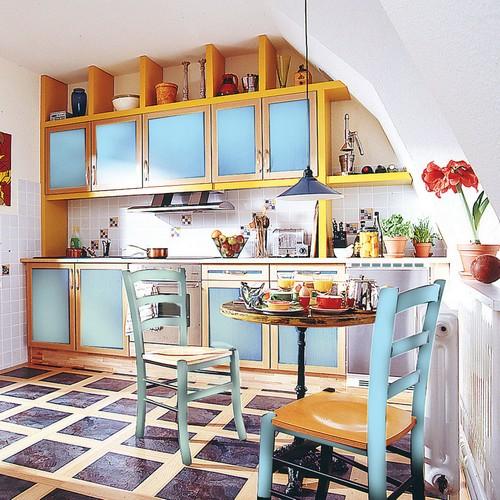 Schon etwas Farbe gibt jedem Raum eine neue Atmosphäre. Foto: djd/biopin