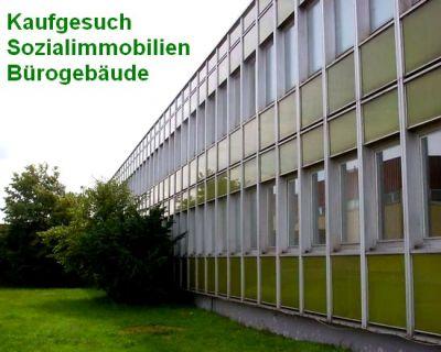 Gesuch +++ Sozialimmobilien oder Bürogebäude zum Kauf in Mecklenburg-Vorpommern