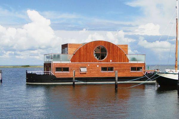 Hausboot Dänemark