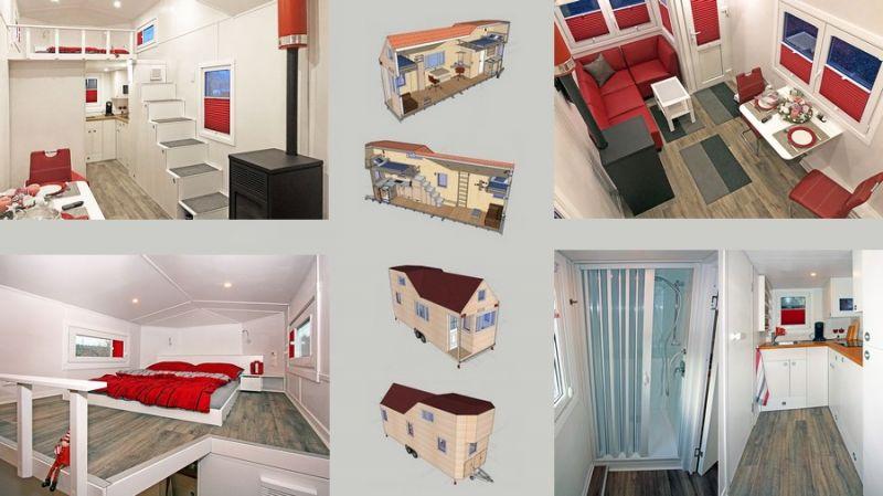Tiny House - Referenzhaus